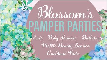 Blossom's Pamper Parties