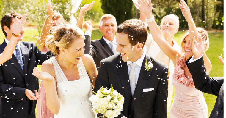 10 Upbeat Wedding Recessional Songs To Exit The Ceremony