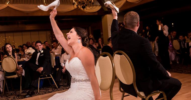 25 Wedding Shoe Game Questions You Must Ask Weddings
